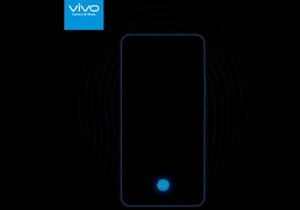 Vivo smartphone scanner empreintes sou écran