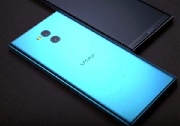 Sony Xperia un teaser vidéo avant le MWC 2018