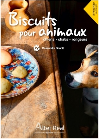 biscuits pour animaux alter real