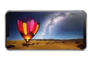 Asus Zenfone 5 une encoche sur l'écran