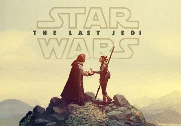 Star Wars : Les derniers Jedi adapté en Comics