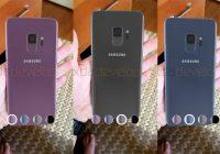 Galaxy S9 en réalité augmentée