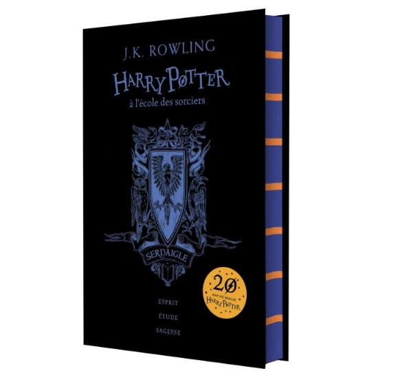 Harry potter editions collector 20 ans