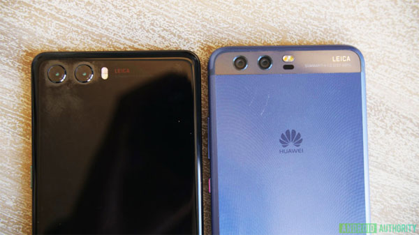 Huawei P20 photos du prototype