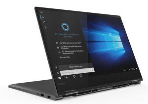 Lenovo Yoga 730 avec Alexa et Cortana