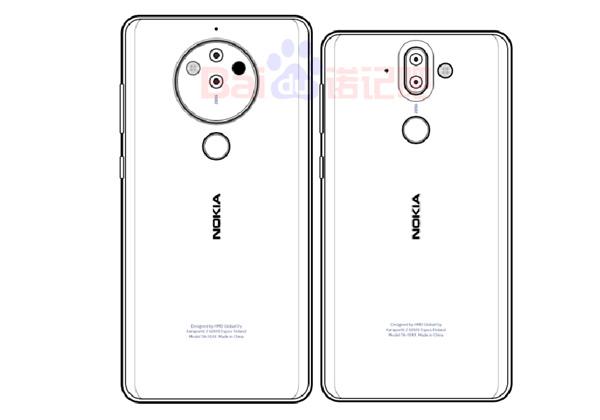 Nokia 8 Pro avec caméras rotatives