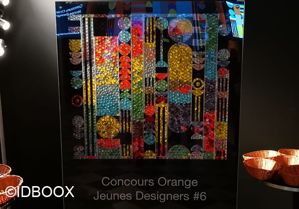 Orange Concours Jeunes Designer 2018