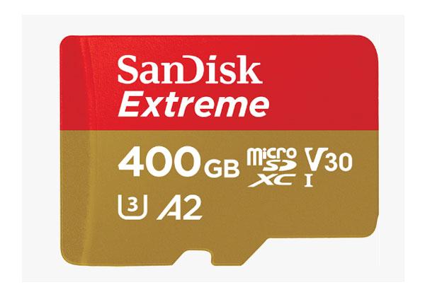 SanDisk la carte microSD la plus rapide