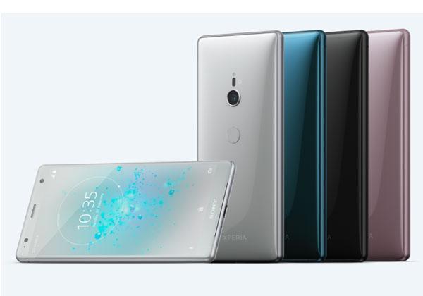 Sony Xperia XZ2 MWC 2018