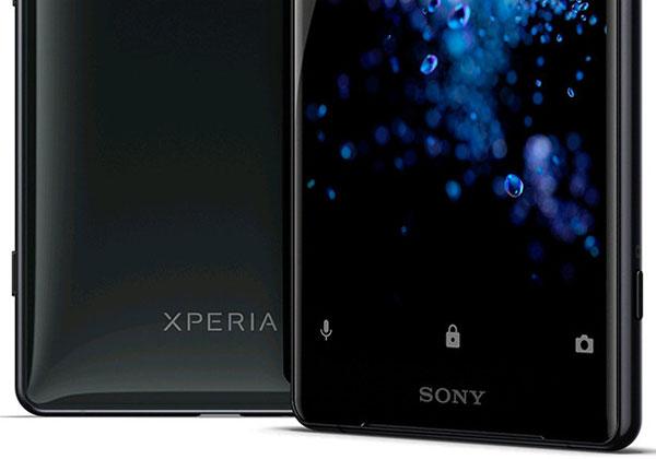 Sony Xperia XZ2 un visuel dévoile son deisng