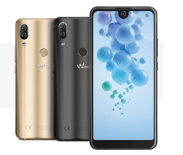 Wiko View 2 Pro double caméra