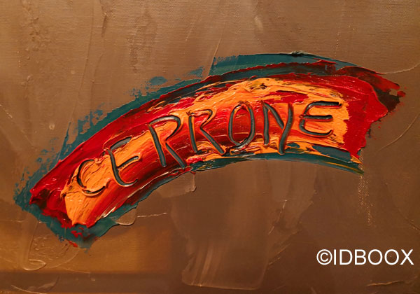 Expo Marc Cerrone Deux Magots