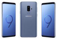 Galaxy S9 écran meilleur que iPhone X