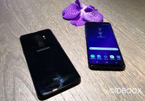 Samsung bon plan galaxy s9