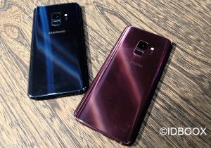 Galaxy S10 Samsung passe aux coques en céramique