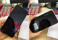 Huawei P20 Lite des photos et un nouvelle vidéo