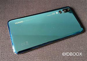 Huawei P20 Pro bon plan