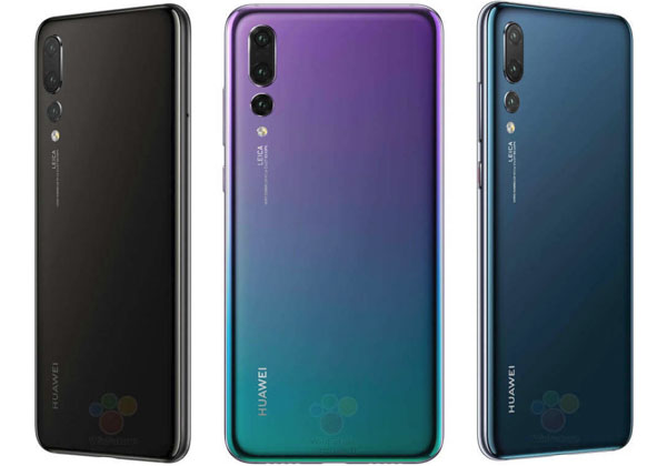 Huawei P20 la caméra dans deux teasers vidéo