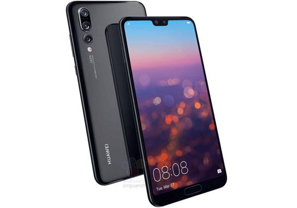 Huawei P20 Pro des infos sur 3 caméras