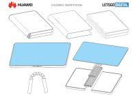 Huawei smartphone écran pliable avant Samsung