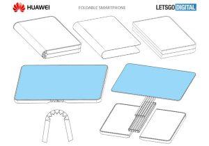 Mate F - Huawei dépose plusieurs nom pour son smartphone pliable