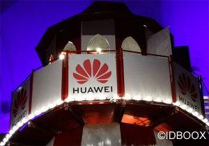 Huawei Mate 20 Lite et AI Cube