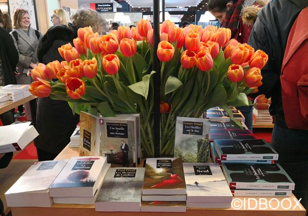 Livres Paris 2018 le bilan en images