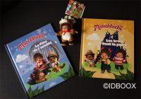 Monchihichi 2 nouveaux livres