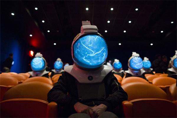 National Geographic réalité virtuelle