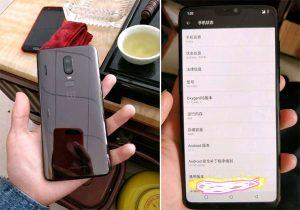OnePlus 6 le prix 749$