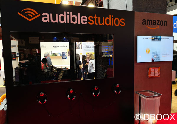 audible livre audio walking dead