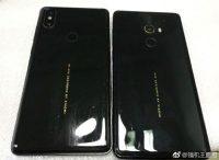 Xiaomi Mi Mix 2S IA pour la photo