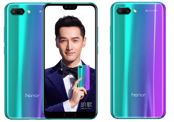 Honor 10 présenté en Chine toutes les infos