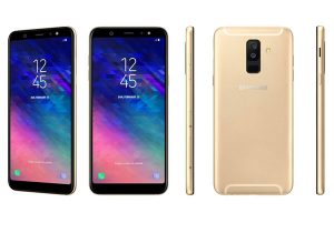 Samsung Galaxy A6+ le premiers visuels 3D