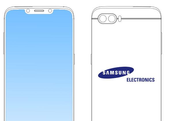 Galaxy S10 Samsung a terminé le design