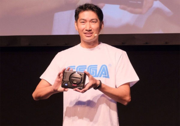 Sega dévoile la Mega Drive Mini