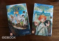 The Promised Nerverland sortie du Manga en France