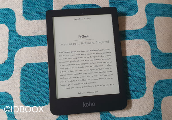Kobo clara Hd ebook bon plan