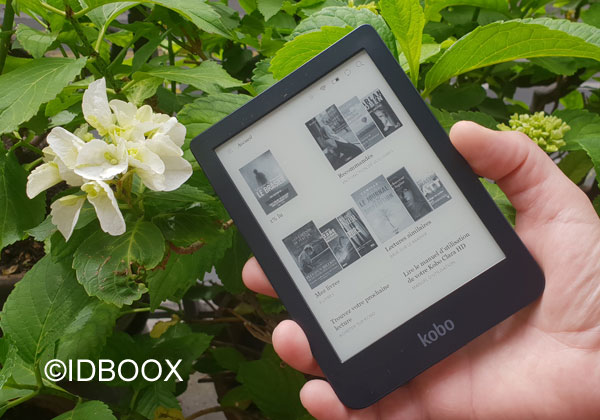 Kobo clara hd test ebook bon plan