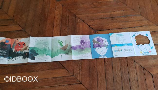 Livre enfants L'océan des émotions