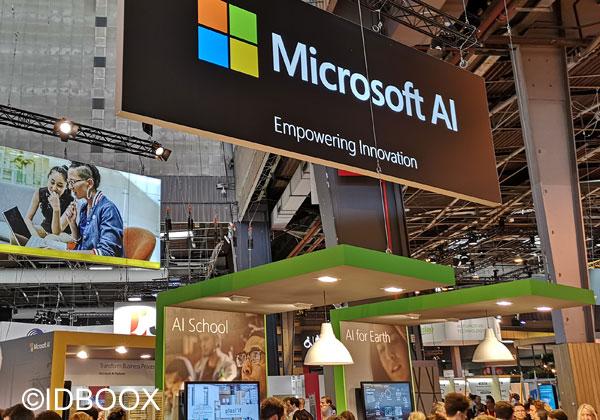 Microsoft et les iA