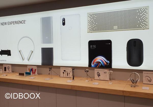Xiaomi Mi Store à Paris