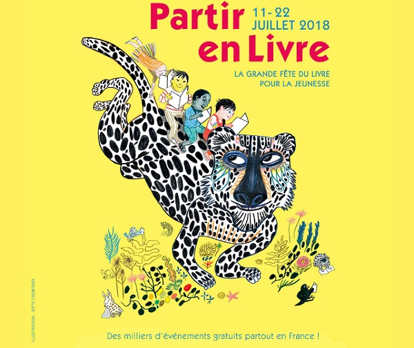 partir en livre 2018