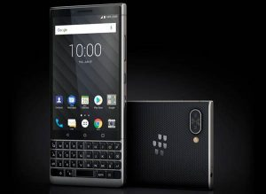 BlackBerry KEY2 le clavier physique moderne