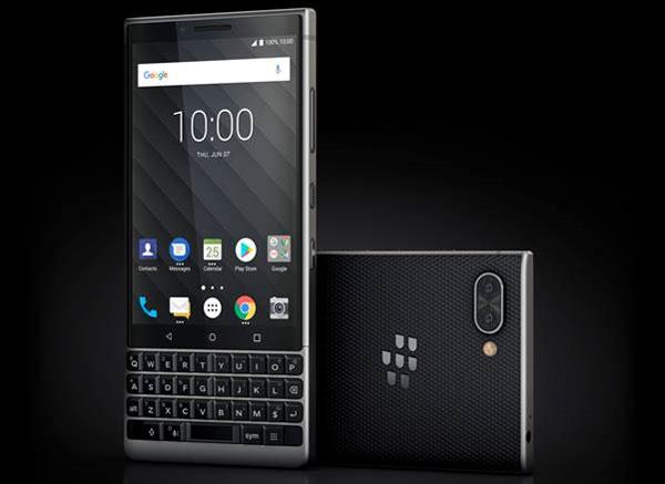 BlackBerry KEY2 le clavier physique moderne