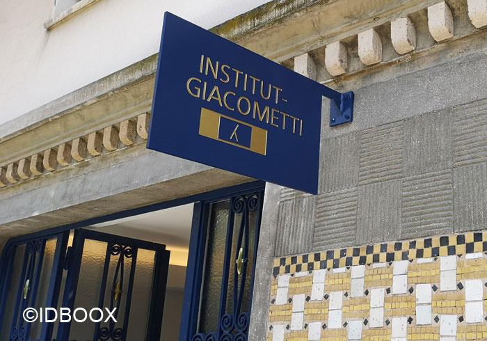 Ouverture Institut Giacometti à Paris