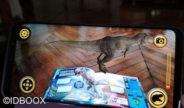 Jurassic World Glénat Jeunesse