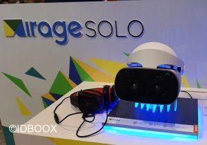 Casque VR Lenovo Mirage Solo