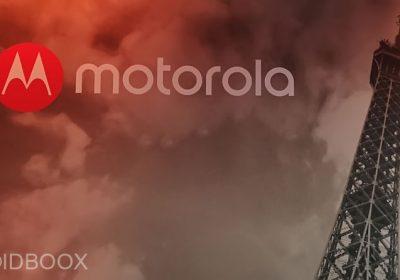 Motorola brevet smartphone écran fexible