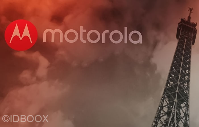 Motorola un smartphone pliable identique au RAZR